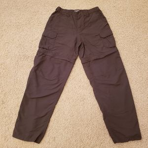 REI Convertible Cargo Hiking Pants Size 6 Petite